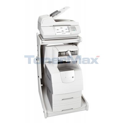 Lexmark X-646ef MFP